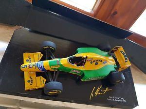 【送料無料】模型車 モデルカー スポーツカーミハエルシューマッハーmichael schumacher 118 2 win gp f1