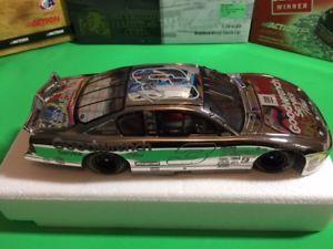 【送料無料】模型車 モデルカー スポーツカーデイルアーンハート#プラチナレシートデイdale earnhardt 3 75th anniversary platinum 124 car w receipt from dei rare