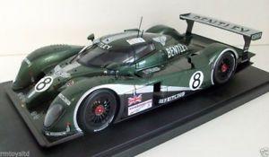 【送料無料】模型車 モデルカー スポーツカーベントレースピードルマンハーバートブラバム#autoart 118 80353 bentley speed 8 le mans 24h 2003 2nd herbert brabham 8