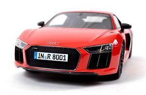 【送料無料】模型車 モデルカー スポーツカーアウディプラスクーペモデルダイナマイトレッドコレクタ#モデルaudi r8 v10 plus coupe model 112 dynamite red collector039;s model 5011518416