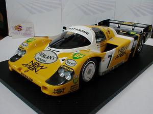 【送料無料】模型車 モデルカー スポーツカーポルシェルマン#tsm 151209 porsche 956 7 winner 24h lemans 1984 pescarololudwig034; 112