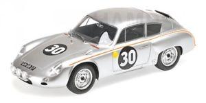 【送料無料】模型車 モデルカー スポーツカーポルシェカレラアバルトルマンデporsche 356 b 1600 gs carrera gtl abarth 30 24 h lemans 1962 pon de