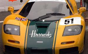 【送料無料】模型車 モデルカー スポーツカーマクラーレンスポーツレースカービンテージエキゾティックレーシングコンセプトf 1 mclaren bmw 12 sport 24 race car 18 vintage 64 exotic racing concept 43 mp4