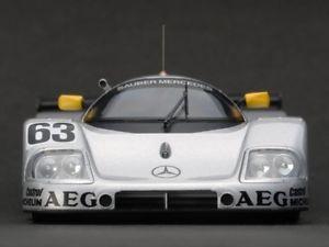 【送料無料】模型車 モデルカー スポーツカーメルセデスレースカーコンセプトスポーツエキゾティックビンテージザウバーmercedes 1 race car concept sport 9 exotic 12 vintage 18 c 24 sauber sl 300 43