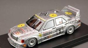 【送料無料】模型車 モデルカー スポーツカーレーシングメルセデスレーアモデルjm2130880hpi racing hpi8397 mercedes 190e n5 dtm 1992 e lohr 143 model