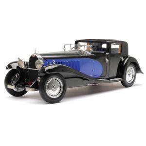 【送料無料】模型車 モデルカー スポーツカーバウアーブガッティロワイヤルクーペデヴィルナポレオンタイプbauer bugatti royale coupe de ville napoleon type 41 118