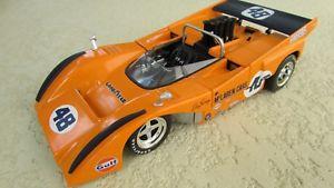 【送料無料】模型車 モデルカー スポーツカーマクラーレン#ダンガーニーシボレーレースカー118 gmp 1970 mclaren m8 d 48 dan gurney can am chevy race car 0865 2304 rare