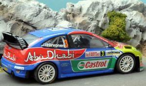 【送料無料】模型車 モデルカー スポーツカーフォードフォーカスモンテカルロ124 th ford focus wrc rs08 monte carlo 2008 sold rise