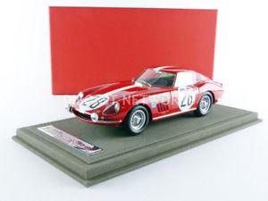 【送料無料】模型車 ferrari モデルカー スポーツカーフェラーリルマンbbr 118 モデルカー ferrari bbr1828 275 gtb le mans 1967 bbr1828, アヅチチョウ:0b68e3f4 --- pixpopuli.com
