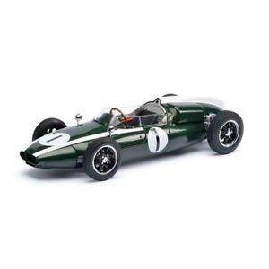 【送料無料】模型車 モデルカー スポーツカークーパーブラバムモデルjm 2133896 schuco 0340 cooper t53 n1 brabham 1960 118 model