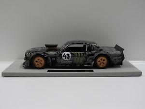 【送料無料】模型車 モデルカー スポーツカーフォードムスタングケンブロックトップ