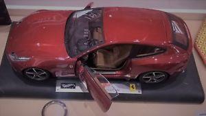 【送料無料】模型車 モデルカー スポーツカーフェラーリフェラーリストアスケールモデルferrari ff 118 scale model faithful from parent store ferrari