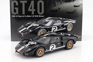 【送料無料】模型車 モデルカー スポーツカーフォード#ルマンマクラーレンアモンford gt40 mk ii 2 gangant 24h lemans 1966 mclaren, amon 112 gmp