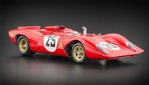 【送料無料】模型車 モデルカー スポーツカーアンドレッティアモン#フェラーリセブリングcmc andretti amon 25 ferrari 312p sebring m095 118 nib