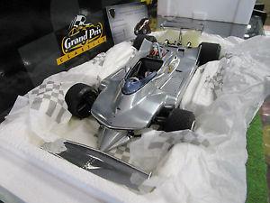【送料無料】模型車 モデルカー スポーツカーフェラーリアルミフォーミュラf1 ferrari 312 t4 1979 50th anniversary aluminum 118 exoto 97079 oc formula 1