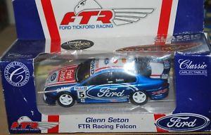 【送料無料】模型車 モデルカー スポーツカークラシックフォードグレンフィルタレーシングファルコン143 classic carlectables ford glen seton ftr racing falcon