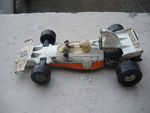 【送料無料】模型車 モデルカー スポーツカーフォード329 e corgi whizzwheels f1 yardley 55 mc laren ford m19a em sb 136