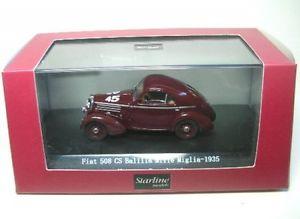 【送料無料】模型車 モデルカー スポーツカーフィアットミッレミリアfiat 508 cs balilla 45 mille miglia 1935