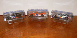【送料無料】模型車 モデルカー スポーツカー#ガスレーサー76 gas spirit racer 50th anniversary nascar set 13 all three cars