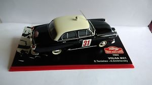 【送料無料】模型車 モデルカー スポーツカーヴォルガデルマンvolga m21 1964 24 heures de le mans s tenishev