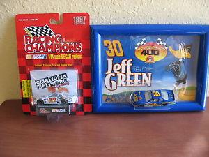 【送料無料】模型車 モデルカー スポーツカージェフグリーンサイト#ネットワーク#1997 amp; 2002 jeff green 29 cartoon network 30 aol 164 diecasts