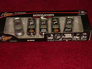 【送料無料】模型車 モデルカー スポーツカーデイルアーンハートシニアセットモータースポーツホール listingwow dale earnhardt sr winners circle 164 motorsports hall of fame set