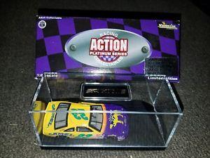 【送料無料】模型車 モデルカー スポーツカーアクションプラチナジミースペンサー#スモーキンジョーキャメルレーシングaction platinum jimmy spencer 23 smokin joes camel nascar racing 1997 164