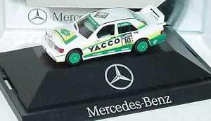【送料無料】模型車 モデルカー スポーツカーメルセデスベンツコーナーラフィ187 mercedesbenz 190e evo ii dtm 1991 snob corner yacco 10 laffite