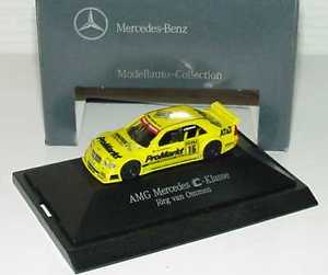 【送料無料】模型車 モデルカー スポーツカーベンツクラスヴァンディーラー187 mercedesbenz cclass dtm 1994 zakspeed per market 15 jrg van ommen dealer