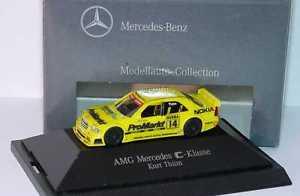 【送料無料】模型車 モデルカー スポーツカーメルセデスベンツクラスクルト187 mercedesbenz cclass dtm 1994 zakspeed per market 14 kurt thiim dealered