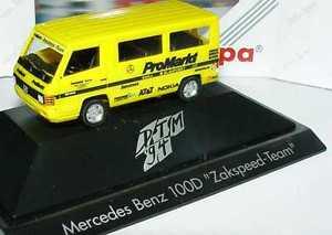 【送料無料】模型車 モデルカー スポーツカーメルセデスベンツバス187 mercedesbenz 100d bus dtm 1994 zakspeed per market herpa 036283