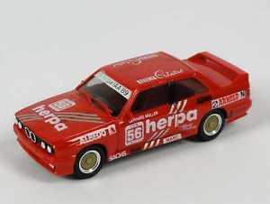 【送料無料】模型車 モデルカー スポーツカー187 bmw m3 e30 dtm 1988 herpa nr56 6 herpa iaa 89 1989 herpa