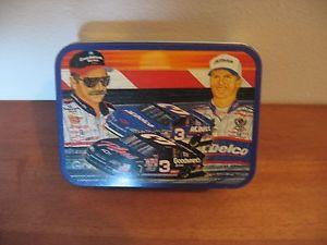【送料無料】模型車 モデルカー スポーツカーデイルアーンハートデールジュニア1998 dale earnhardt amp; dale jr rising son tin set