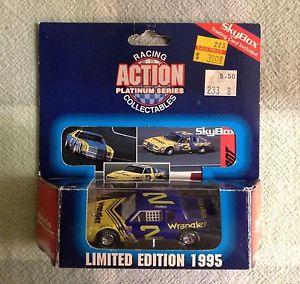 【送料無料】模型車 モデルカー スポーツカーデイルアーンハート#アクションdale earnhardt 164 wrangler 2 1995 limited edition action