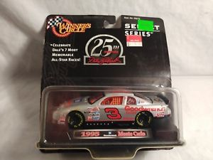 【送料無料】模型車 モデルカー スポーツカーデイルアーンハート#シリーズwinners circle nascar dale earnhardt 3 25th anniversary select series 1999