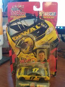 【送料無料】模型車 モデルカー スポーツカーマットサイン#1999 matt kenseth *autographed* rc originals 17 dewalt chevy originals issue 53