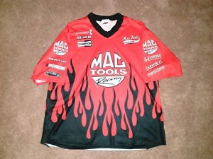 【送料無料】模型車 モデルカー スポーツカーツールレーシングジャージmac tools racing jersey
