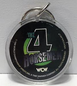 【送料無料】模型車 モデルカー スポーツカーレスリングキーチェーンtas035016 1998 wcw wrestling keychain the 4 horsemen