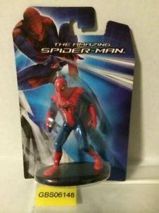 【送料無料】模型車 モデルカー スポーツカースパイダーマンピーターパーカーtas030739 the amazing spiderman standing figure peter parker spi