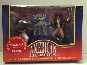 【送料無料】模型車 モデルカー スポーツカーアメリカンヒーローアラモtas012913 1995 ventures american heroes figures alamo