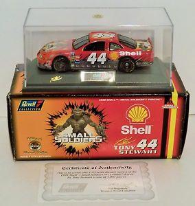 【送料無料】模型車 モデルカー スポーツカートニースチュワート#シェルコレクションボックスグランドtony stewart 44 shell small soldiers 1998 143 revell collection box grand pr