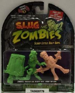 【送料無料】模型車 モデルカー スポーツカーゾンビサムケイティジョニーtas020779 2012 jakks slug zombies trashcan sam, decrepit katie, johnny