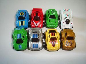 【送料無料】模型車 モデルカー スポーツカーマイクロレーシングカーセットミニチュアモデルグッズbofrost micro racing cars set 187 h0 miniatures models figures collectibles