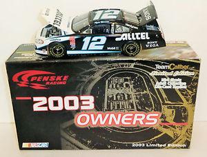 【送料無料】模型車 モデルカー スポーツカーライアンニューマン#チームキャリバーオーナーシリーズダッジイントレピッドryan man 12 alltel 2003 124 team caliber owner series dodge intrepid