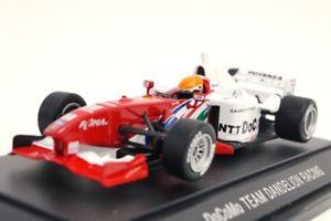 【送料無料】模型車 モデルカー スポーツカードコモダンディライオンフォーミュラニッポン#モデルカー143 ebbro docomo dundee lion formula 1 nippon 2002 68 model cars