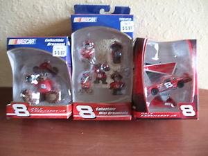 【送料無料】模型車 モデルカー スポーツカーデイルアーンハートジュニア3 dale earnhardt jr 8 nascar collectable ornaments