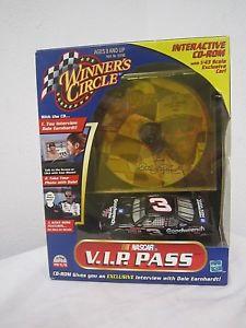 【送料無料】模型車 モデルカー スポーツカー#デイルアーンハート#シボレーパスwinner039;s circle dale earnhardt sr 3 chevrolet nascar vip pass sealed *