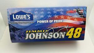 【送料無料】模型車 モデルカー スポーツカージミージョンソン#プライドモンテカルロjimmie johnson 48 lowes power of pride monte carlo nascar rookie 2002 mib