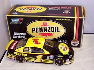 【送料無料】模型車 モデルカー スポーツカー#ペンズオイルゼクセルリバースモンテカルロスティーブパークデイ118 revell 1998 1 pennzoil reverse monte carlo ss steve park dei mib