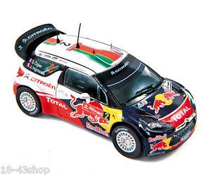 【送料無料】模型車 モデルカー スポーツカーシトロエン#ラリーポルトガルnorev 155352 citroen ds3 wrc 2 winner rally portugal 2011 ogier 143